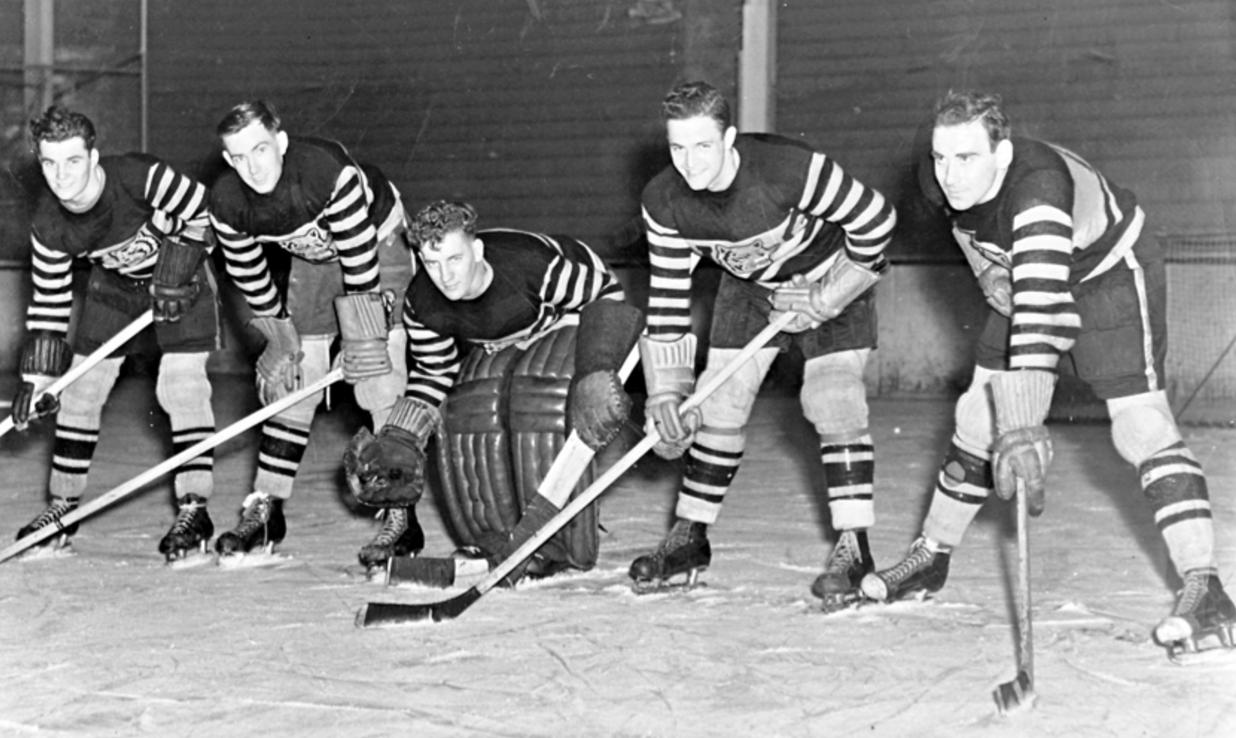 Origin Of Ice Hockey